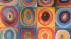 El pintor Wassily Kandinsky para niños