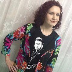 [ @ ] oavessodamoda Amando o casaqueto c/ estampa tropical da Love Luxo! @adoroloveluxo #roupa #clothes #love