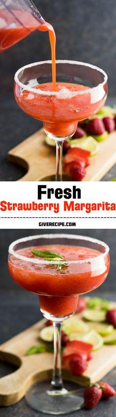 The Original Perfect Margarita Recipe — Dishmaps