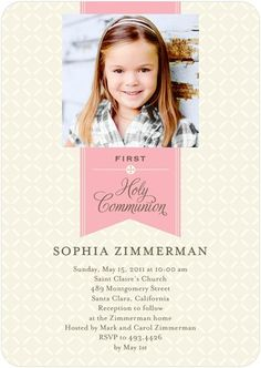 communion invite