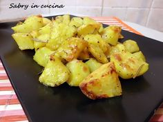 Patate al forno speciali - Ricetta facile - Sabry in cucina