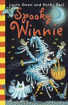 Spooky Winnie (Winnie the Witch) - Year2/Year3
