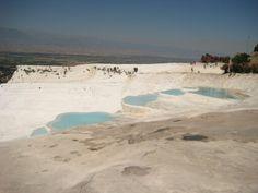 Экскурсия в памуккале из Турции 2013 1й заезд