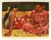 Women of Tahiti- Gaugin