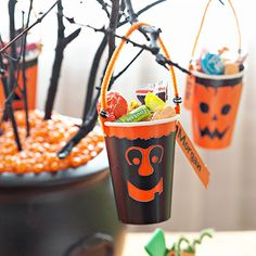 Ghoul Favor Cups