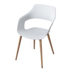 Occo Chair | Four leg chair with oak frame | Desing by jehs+laub| #Wilkhahn | #OCCO
