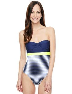 df8aeaa162 Splendid Mobile - Malibu One Piece Swimsuit