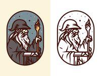 Gandalf by Nick Slater Gandalf Tattoo, Lotr Tattoo, Tatouage Tolkien, Lord Of The Rings Tattoo, Future Tattoos, Middle Earth, Body Art Tattoos, Tatoos, Graphic Design Inspiration