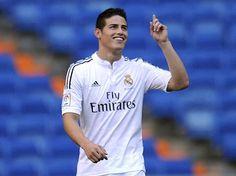 Instala en tu ANDROID el Wallpaper con las fotos de JAMES RODRIGUEZ (Real Madrid), orgullo de Colombia