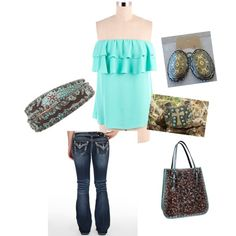 """""""Texas Cowgirl"""" by thetexascowgirl on Polyvore"""