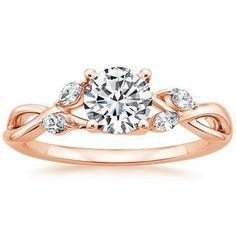 Oh wow.  8 UltraPretty RoseGold Engagement Rings That Will Make You Weak in the Knees
