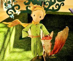 """Para comemorar o lançamento nacional do longa-metragem """"O Pequeno Príncipe"""", o Shopping Iguatemi recebe até 30 de agosto uma exposição interativa do filme."""