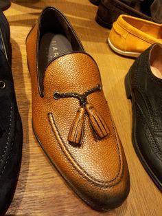 Harry's of London Tassel Loafer