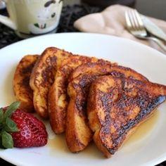Caramelized French Toast