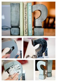 From honey bears to sign posts, these bookends have their own stories to tell.