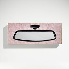 Perspective Rear View Mirror at Linley, Home Accessories. Quirkiness meets Art - I love it. Perfect for a hall way grouped with other art objects.