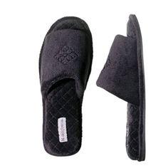 Dearfoams Women's Quilted Open Toe Scuff Slippers $9.90 - $25.45