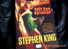 ..:: Fundo Falso ::..: ✓ Resenha: Joyland - Stephen King