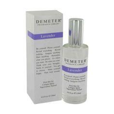 Demeter by Demeter Lavender Cologne Spray 4 oz for Women $26.91