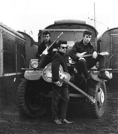 THE SOURCE - The Savage Young Beatles - November 1960 - Astrid Kirchherr photographs