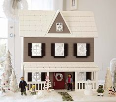 Danbury Dollhouse #pbkids