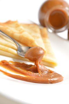 Recette la crème caramel au beurre salé Dessert Pomme Caramel, Caramel Mou, One Pot Pasta, Dessert Sauces, Happy Foods, Beignets, Bakery, Brunch, Food And Drink