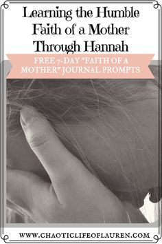 Is the faith of a mother humble? #devotional #motherhood #mother #devotional #God #ministry