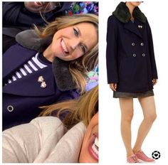 Fur Collar Coat, Fur Collars, Jenna Bush Hager, Savannah Guthrie, Hoda Kotb, Thanksgiving Day Parade, Today Show, Savannah Chat, Women