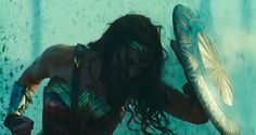 The Comic-Con 'Wonder Woman' Trailer is Spectacular