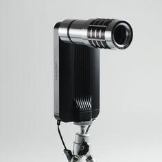 Mooncraft ジュラルミンユニット for iPhone black