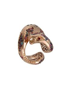 18k Red Gold Snake Ring by Pasquale Bruni at Neiman Marcus Last Call.