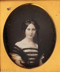 Daguerreotype 1850's
