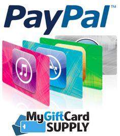 paypal itunes カード