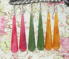 LONGDROPS  very pretty I'm wondering if they would work as finishing bead for my hanging