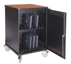 Laptop Carts | iPad Cabinets