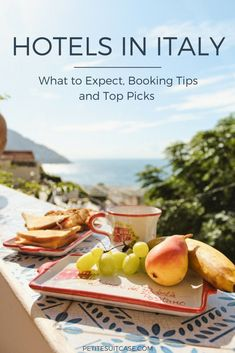 Hotels in Italy: What to expect and tips for booking the best hotel. Travel Tips | Italy Hotels | #italy