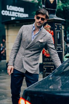 The Best Street Style From London Collections: Men Photos | GQ http://fancytemplestore.com