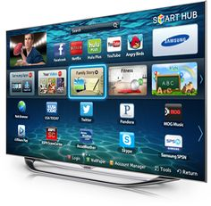 Interactive Smart TV with Face Recognition | Samsung... I AM SUCH A GIDGET GADGET GIRL! SOOOO GOING TO INVEST IN THIS TV!