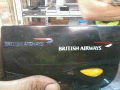 Brand on radio FM for british airways projects