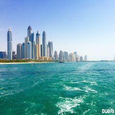#Dubai The sea isn't any less impressive in Dubai ➖➖➖➖➖➖➖➖➖➖➖➖➖➖➖➖➖ Photo Credit : @salem_alsaeedi