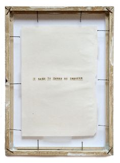 and... No Me Importa, Journal, Handmade, Crafts, Craft Ideas, Art, Art Background, Hand Made, Manualidades
