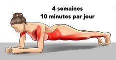 Voici 5 exercices à faire chaque jour pour perdre du poids rapidement...
