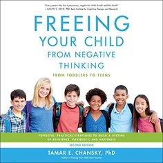 If unaddressed at the early stages, negative thinking can become the gateway to depression and more serious mental health issues. Habitual negative thinking creates chronic or occasional emotional hurdles and impedes optimism, flexibility, and happiness. In Freeing Your Child from Negative Thinking, Dr. Chansky provides parents, caregivers, and clinicians with clear, concise, and compassionate guidance in equipping children and teens to overcome negativity. Negative Attitude, Negative Thoughts, Emotional Resilience, Cognitive Behavior, Negative Thinking, Mental Health Issues, Parenting Books, Caregiver, Optimism