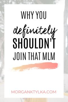 What exactly is an MLM? I'm here to give it to you straight: an MLM is a pyramid scheme, just slightly more legal. Here's why MLM's are so predatory. Marketing Software, Social Media Marketing, Pyramid Scheme, Multi Level Marketing, Online Earning, Work From Home Jobs, Blogging, How To Make Money, Promotion