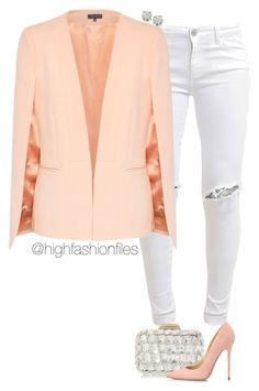 """""""Untitled #1854"""" by highfashionfiles ❤ liked on Polyvore"""