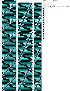 off loom beading techniques Crochet Bracelet Pattern, Beaded Necklace Patterns, Crochet Beaded Bracelets, Bead Crochet Patterns, Beaded Tassel Earrings, Bead Crochet Rope, Loom Patterns, Beading Patterns, Beading Techniques