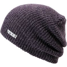 ed7d934a912  Neff Daily Heather Purple Grey  Beanie ( 18)  Zumiez  hat Beanie