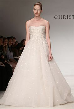 Christos Fall 2012 Bridal Gowns