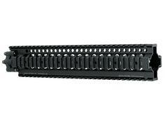 Daniel Defense Lite Rail Free Float Tube Handguard Quad Rail AR-15 Aluminum Black