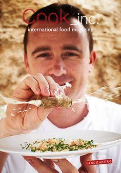 Chef Dan Hunter, ph. Colin Page